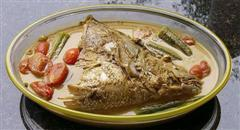 แกงกะหรี่หัวปลา
