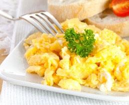 กินไข่
